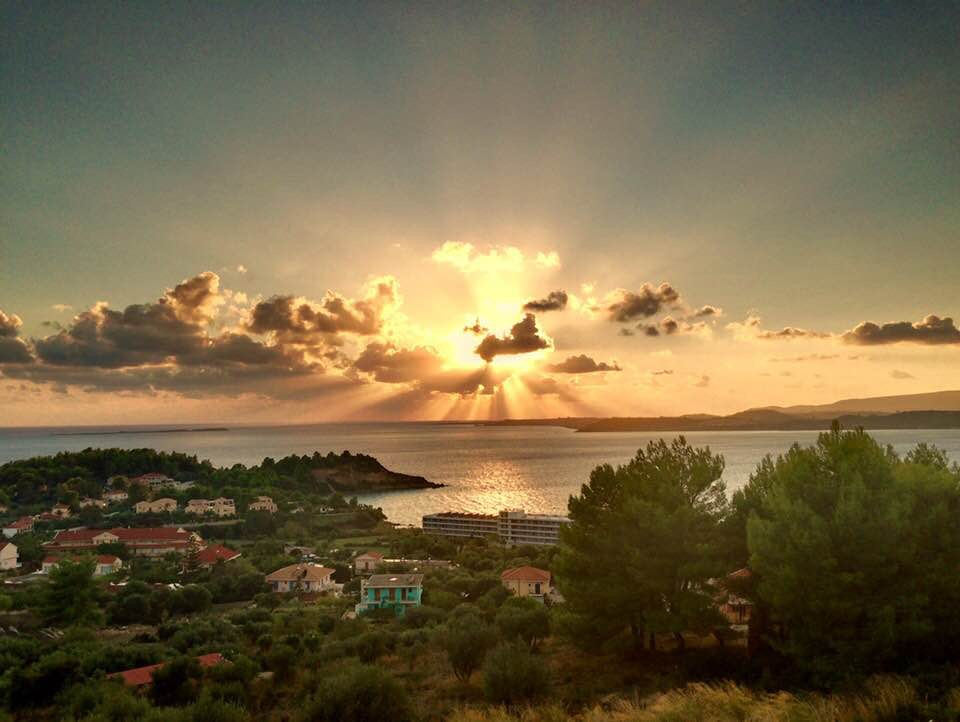 Kefalonia sunrise