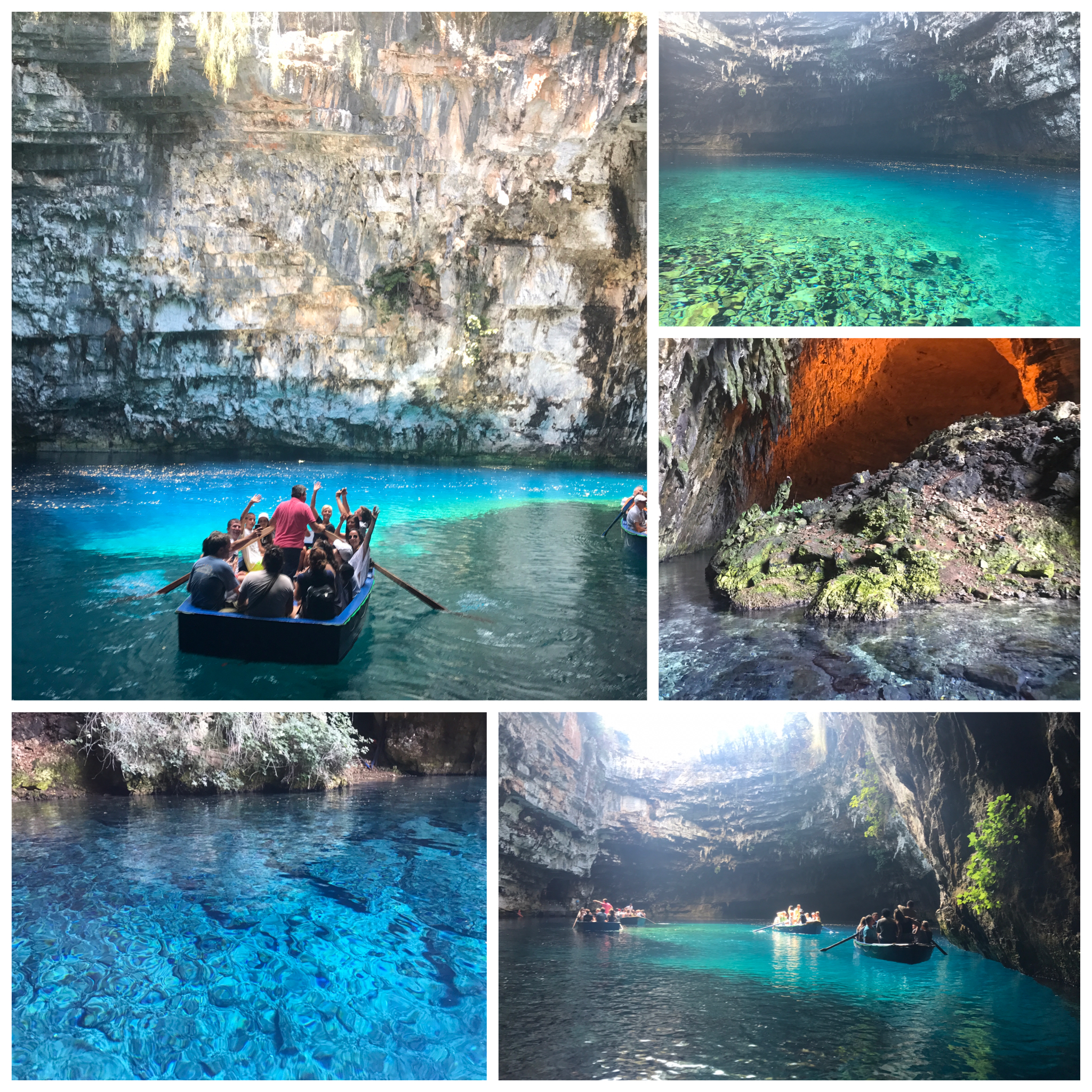 Melisani Cave Kefalonia