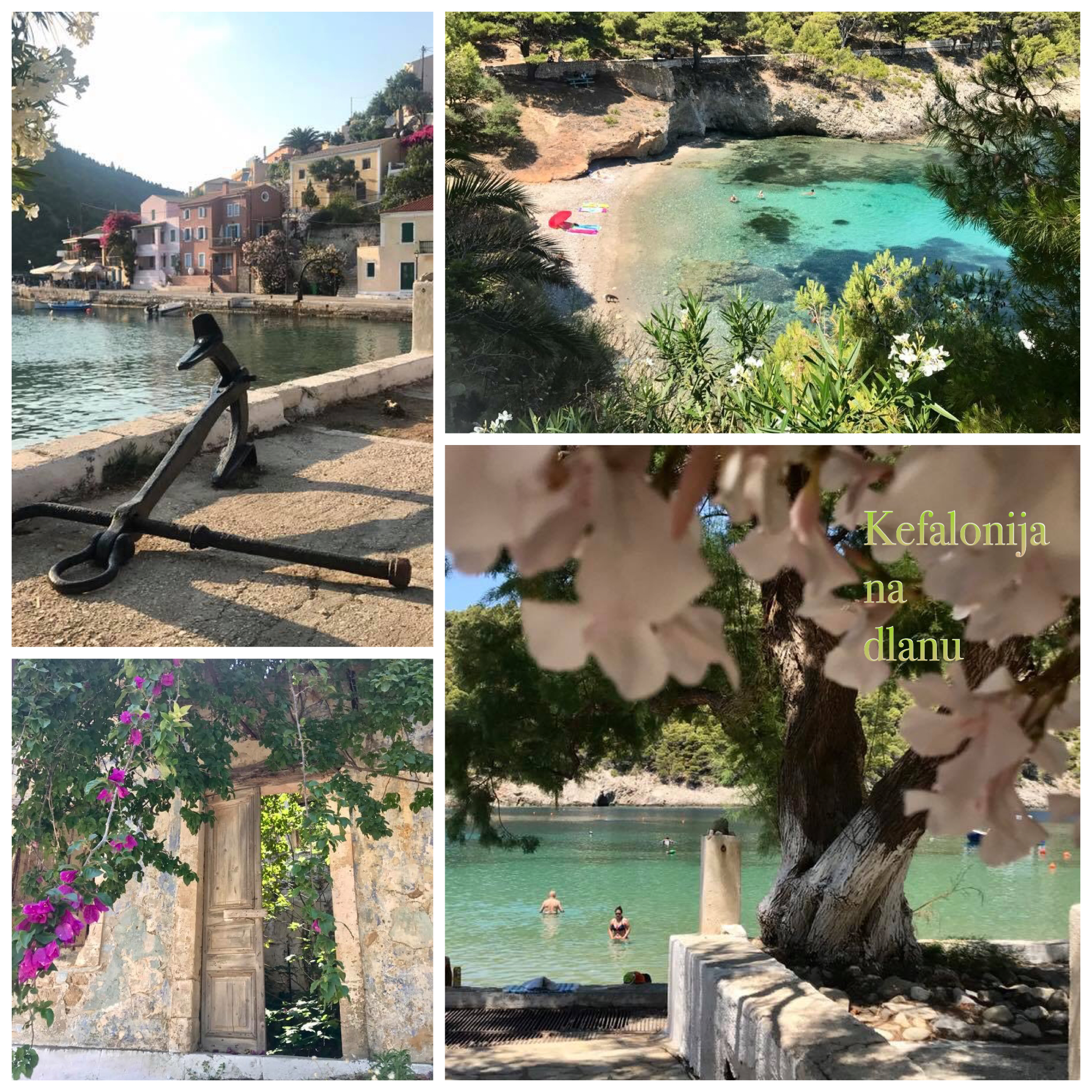 Assos,Ionian Island