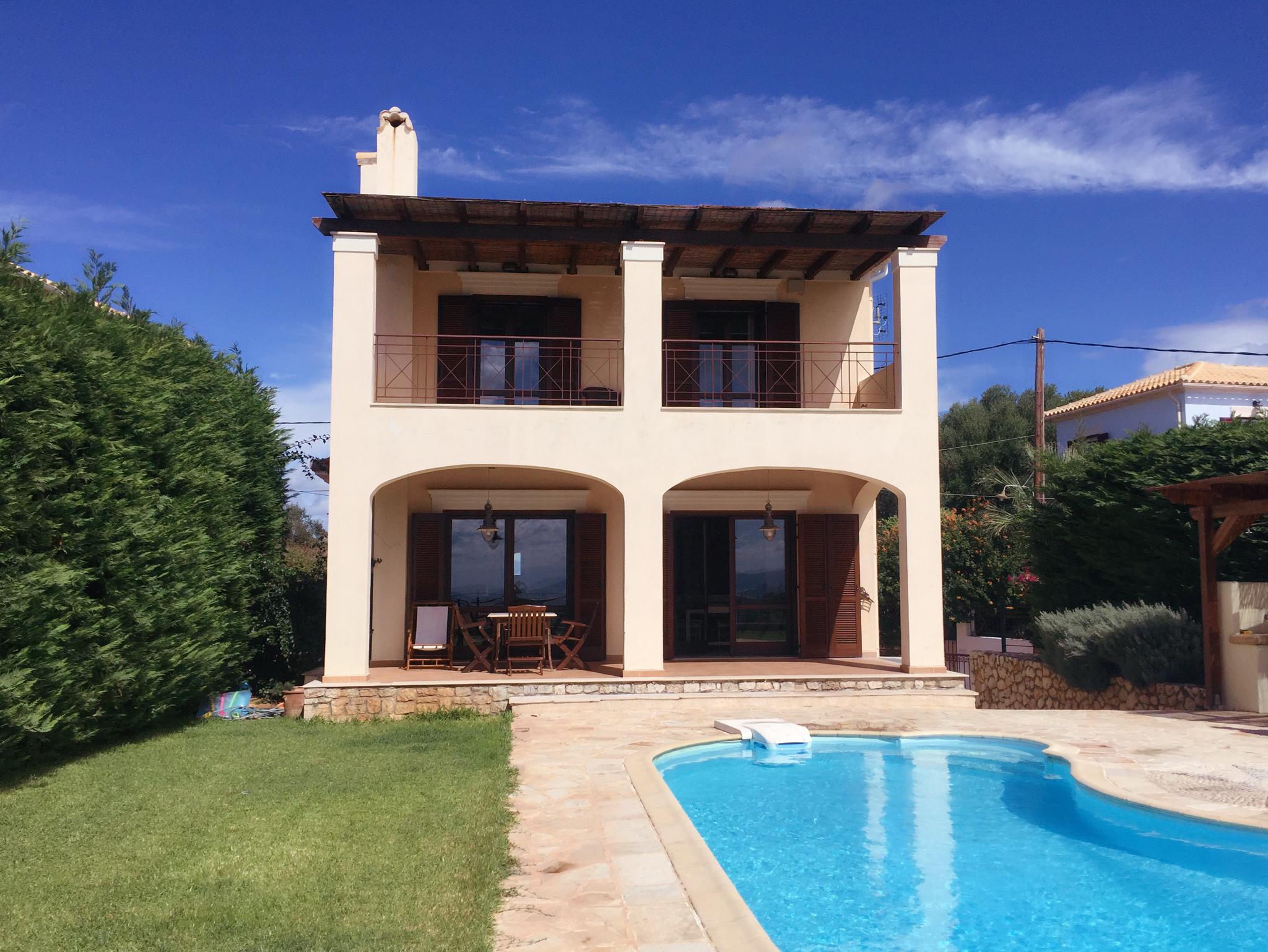 Villa ZOE,Metaxata Kefalonia