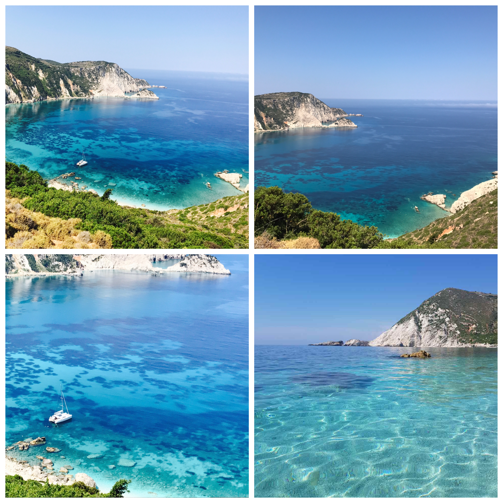 Petani Bay,Kefalonia Greek