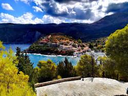Assos,Ionian Island Kefalonia