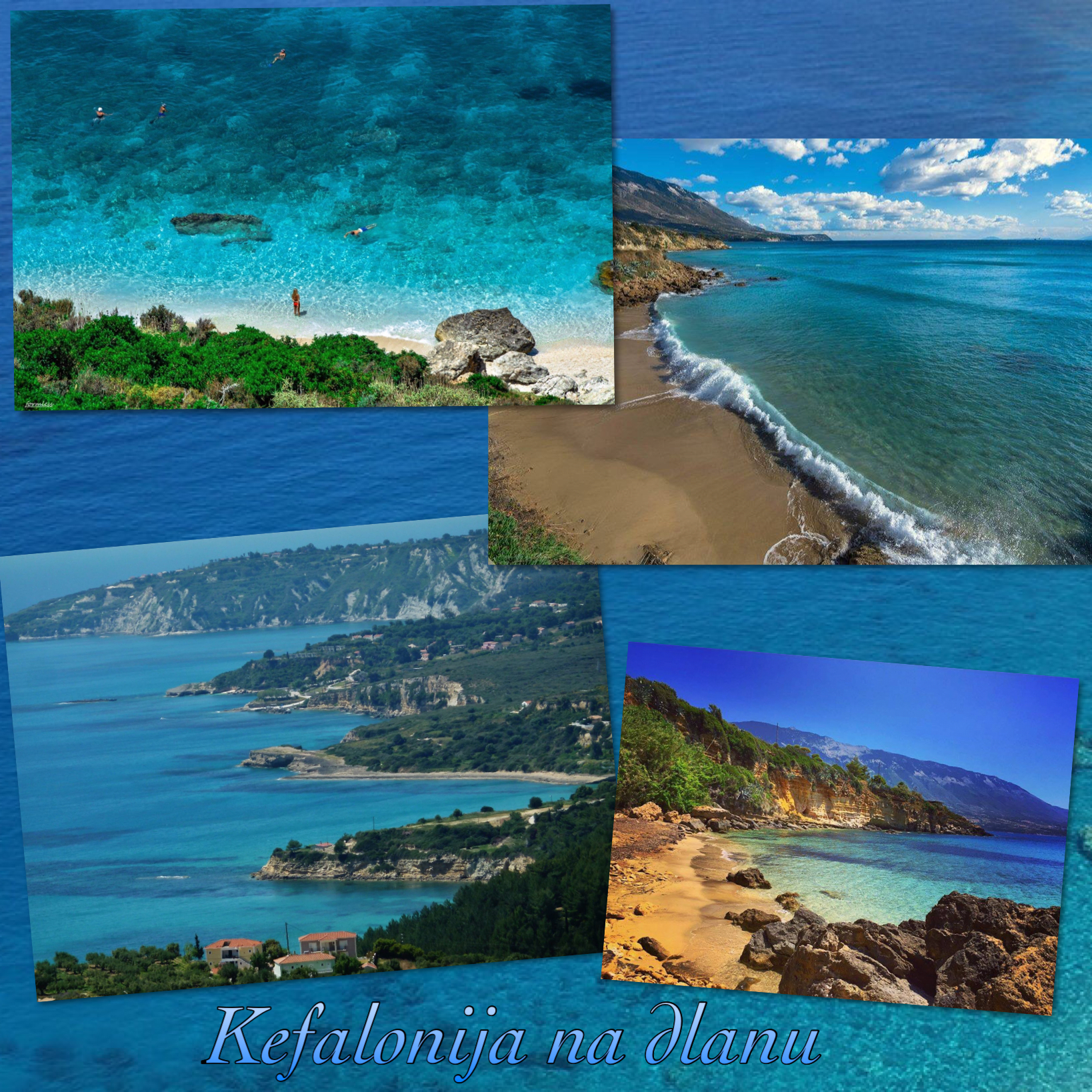Pessada Bay,Kefalonia Island