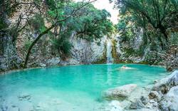 Gradou waterfall,Kefalonia Island