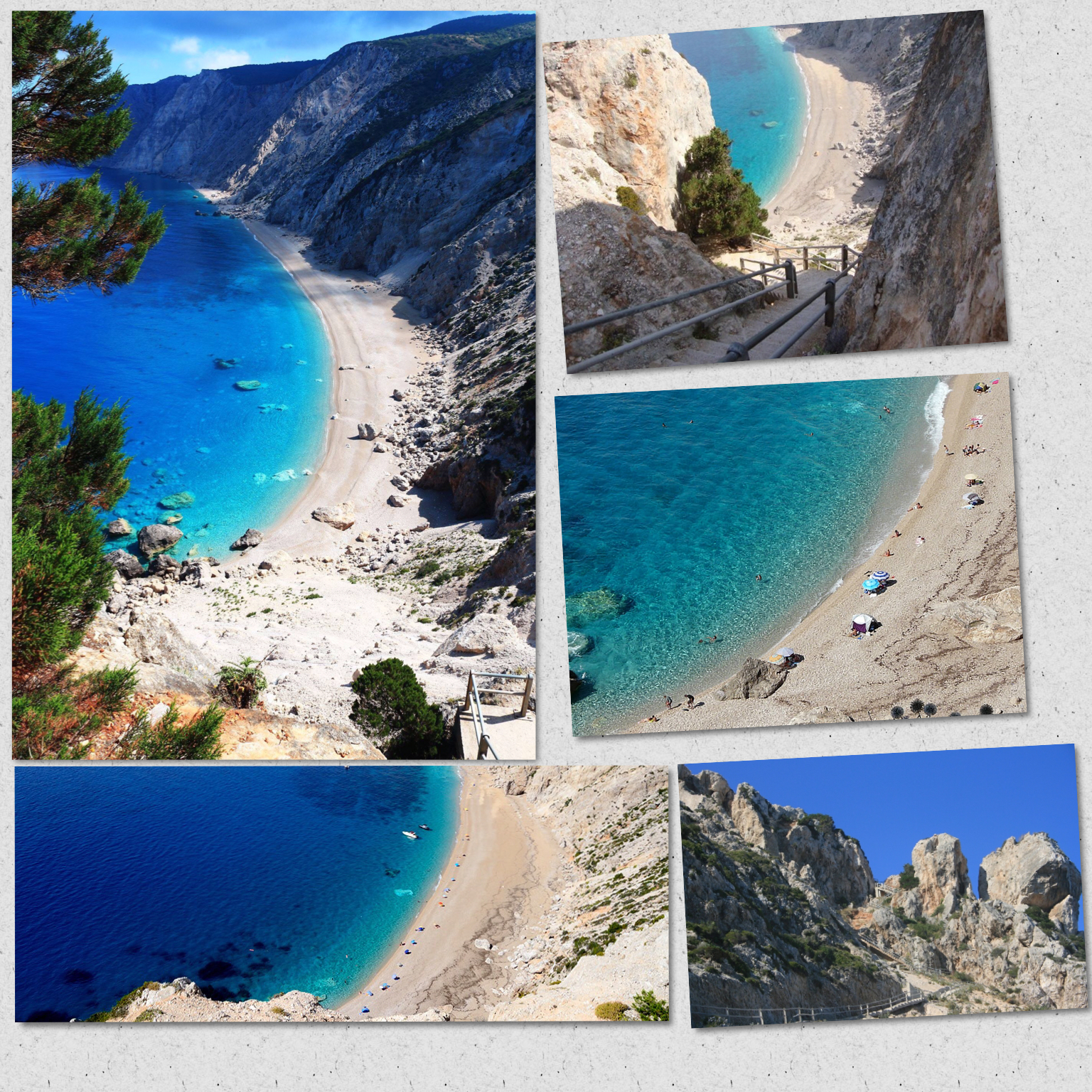 Platie Ammos Beach,Cephalonia