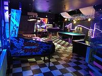 Parteen Teenage Club,diskoteka za decu