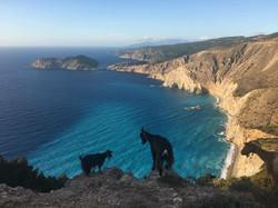 Assos bay,Kefalonia Greece