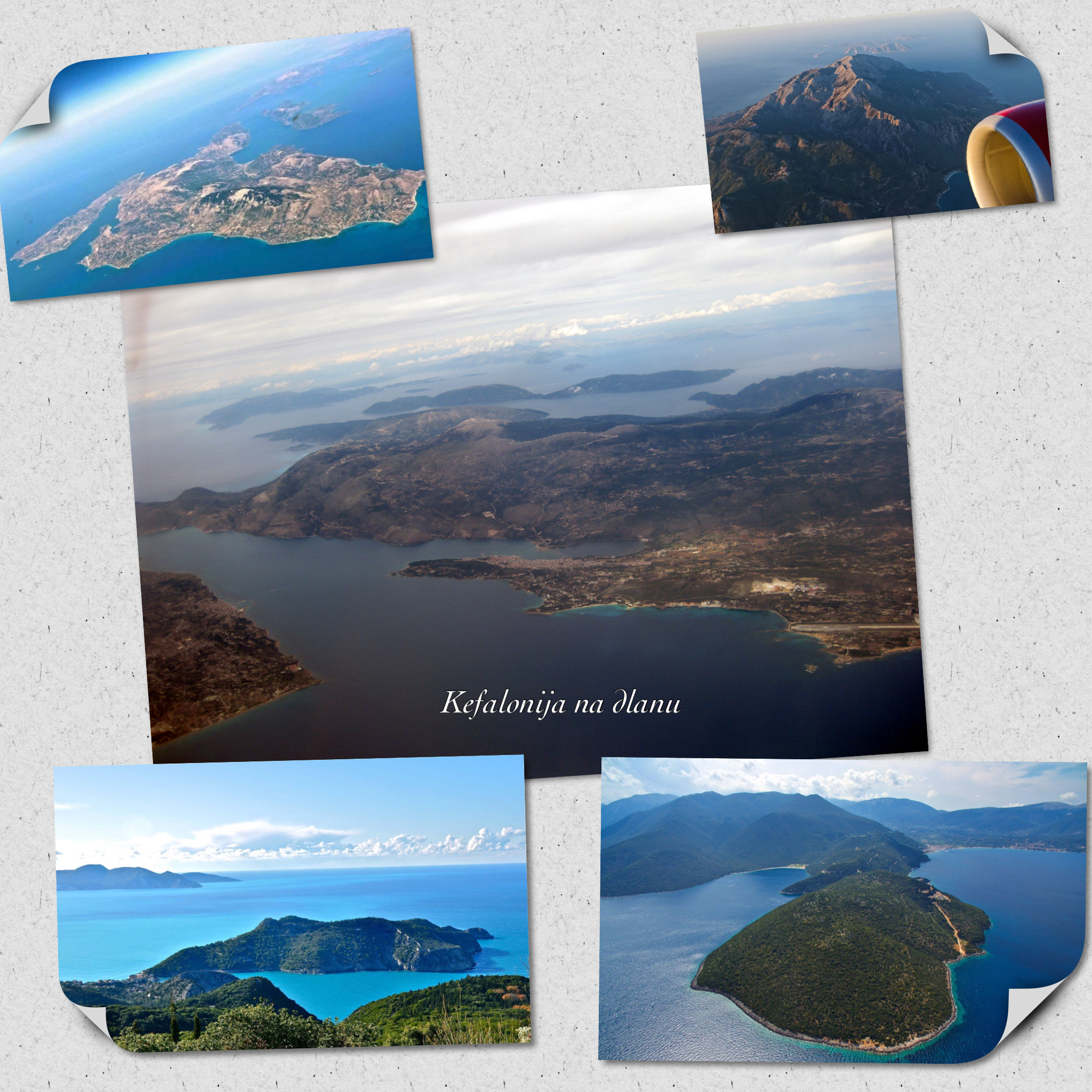 Cephalonia Island