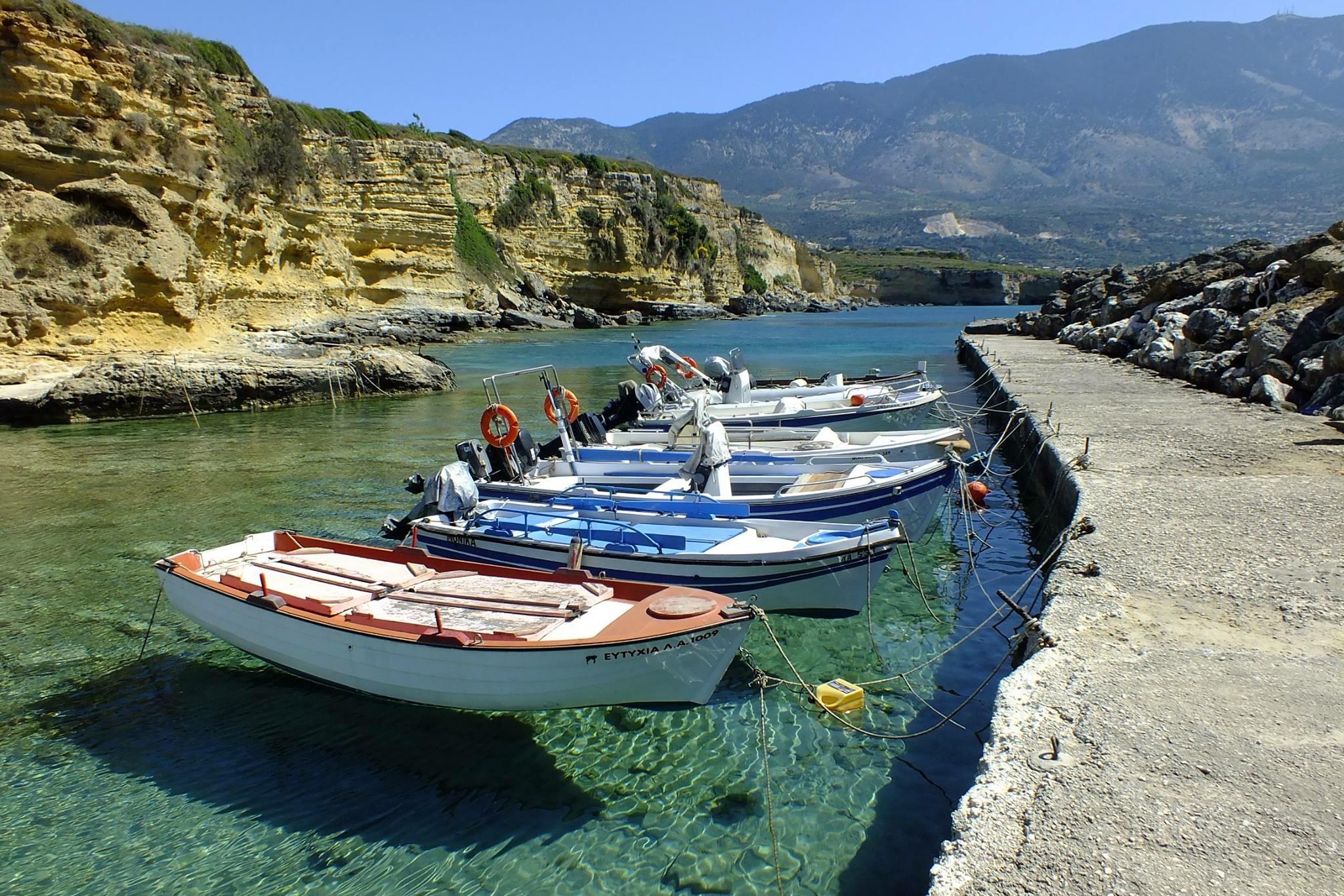 Ionian sea,Kefalonia