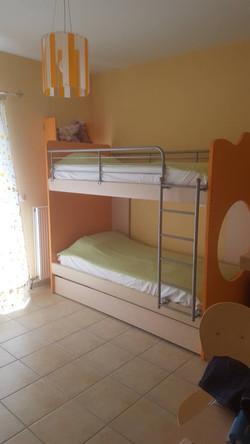 Villa Katirinia bedroom 2