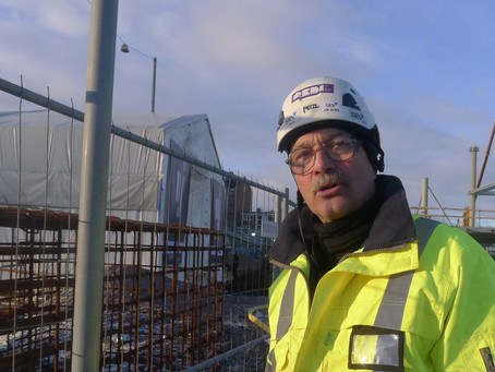 From Iron Boy to Iron Man – Rebar Veteran Pekka Henell talks about changing business, rebar and the