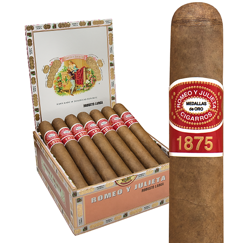 Box of Romeo y Julieta 1875 Seleccion (15 ct)