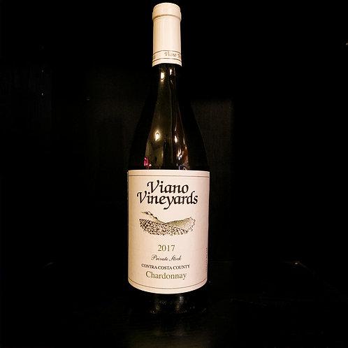 Case of Viano Vineyards Chardonnay