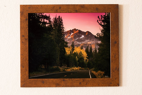 """16""""x 20"""" Road to the Buttes"""