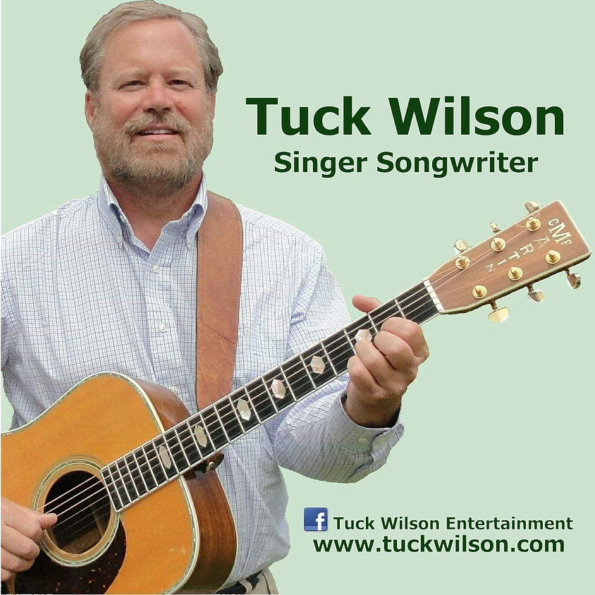 Summer Concert Series: Tuck Wilson