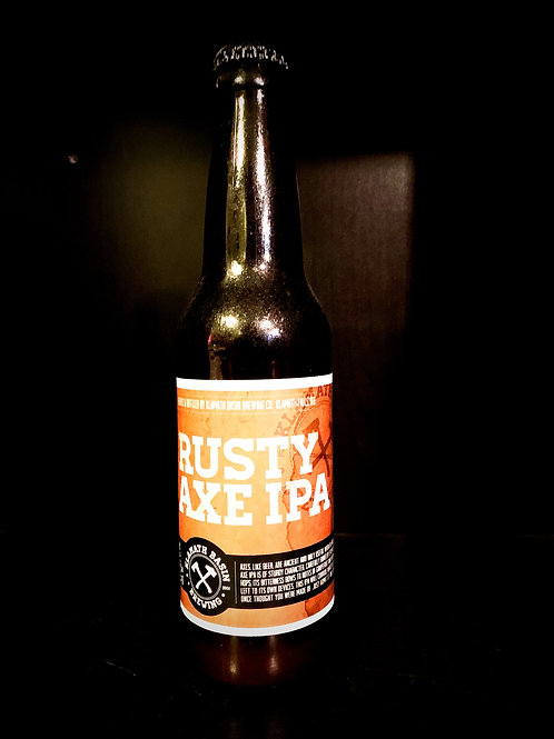 Klamath Rusty Axe