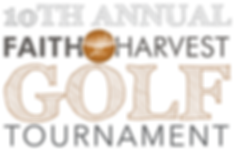 Faith Harvest Golf Tournament