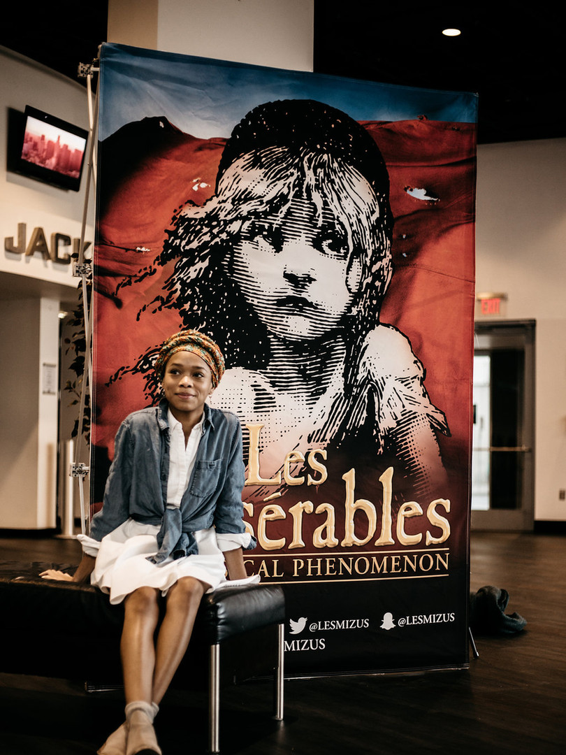 Les Miserables National Tour