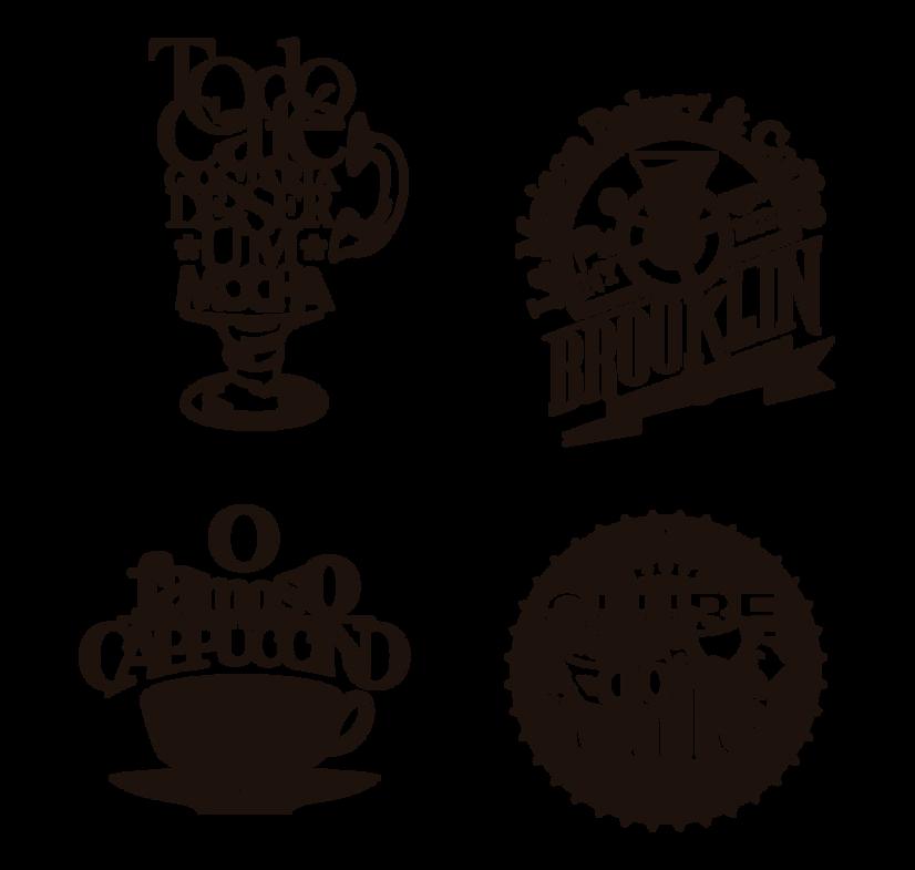 criação de estampas exclusivas, design gráfico, para imprimir em produtos do Clube do Café