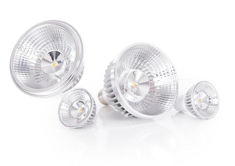 Fotografia de produtos lampadas de led