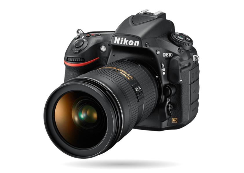Imagem D810 Nikon Brasil
