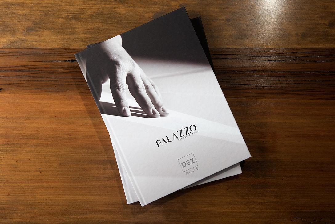Catálogo de produtos Palazzo Revestimentos