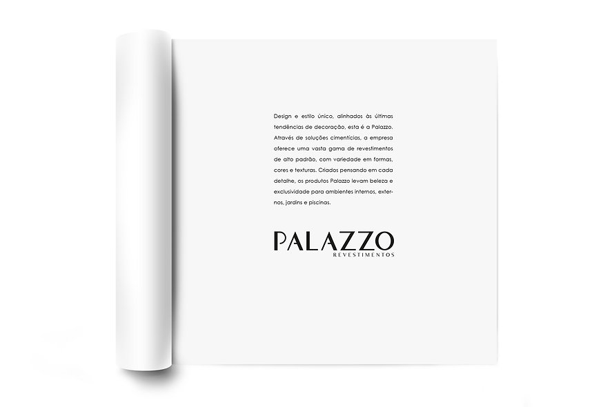 catálogo para palazzo pisos e revestimentos