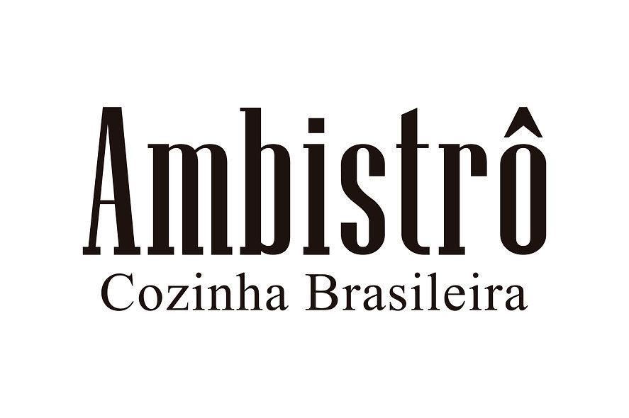 logotipo desenvolvido para ambistrô cozinha brasileira