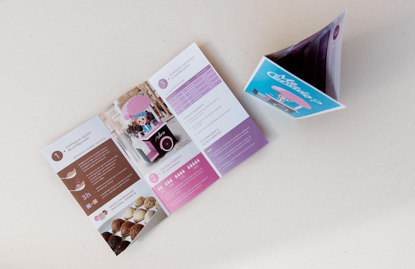Criação de folder de produtos
