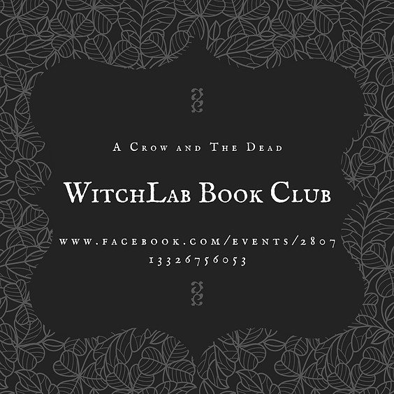 WitchLab March Book Club
