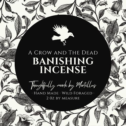 Banishing Incense