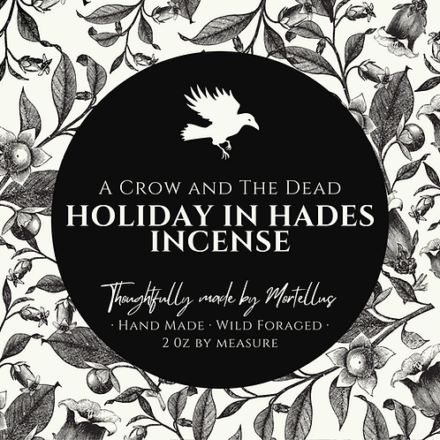 Holiday in Hades Incense