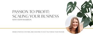 passion to profit free facebook community