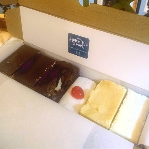 Slices selection box
