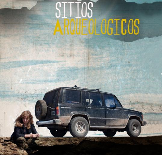 SITIOS ARQUEOLÓGICOS - Tda 8 x 26´
