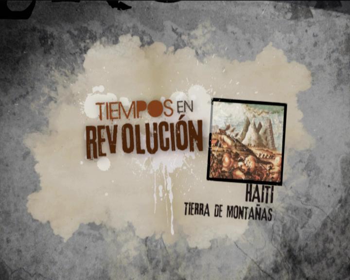 TIEMPOS EN REVOLUCIÓN  - Telesur