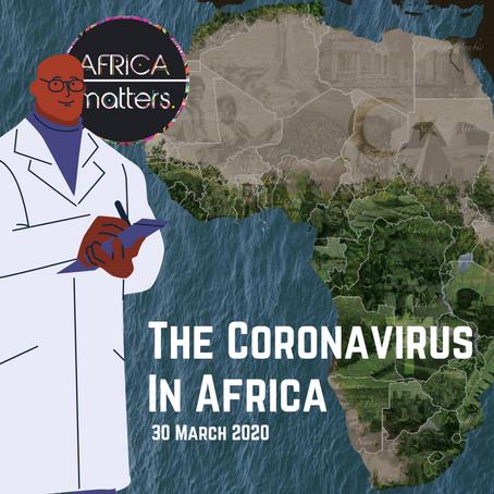 Coronavirus Africa: Live Update 3