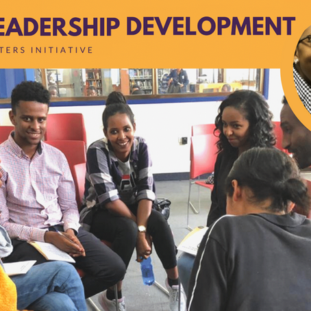 Participant Experience: 2019 South Africa Youth Leadership Development Program
