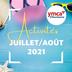 YMCA : sportif ball, karaoke, olympiades... Les activités ont eu la côte pendant ces vacances d'été