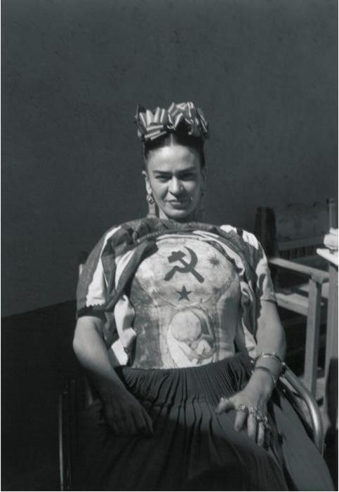 Florence Arquin, Frida Kahlo, 1941, Throckmorton Fine Art Inc.