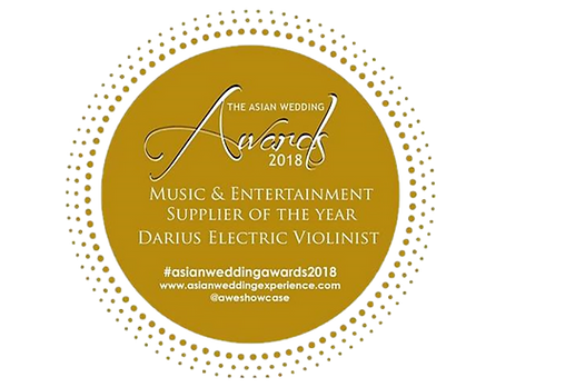 The Asian Wedding Awards Music and Enter