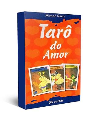 Tarot do Amor - Aimeé Ranz  - 36 cartas