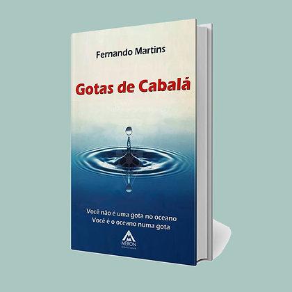 Gotas de Cabalá - Fernando Martins