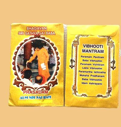 Vibhooti de Sai Baba