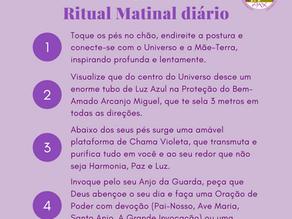 Ritual Matinal Diário