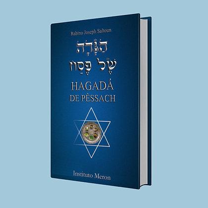 Hagadá de Pessach - Rabino Joseph Saltoun