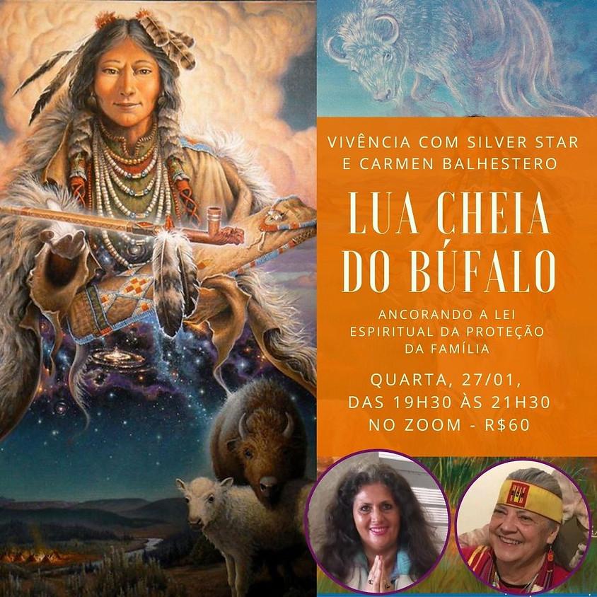 Lua Cheia do Búfalo - com Silver Star e Carmen Balhestero