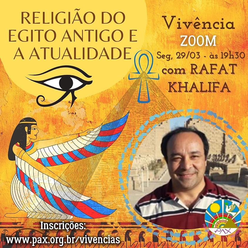 Religião do Egito Antigo e a Atualidade, com Rafat Khalifa