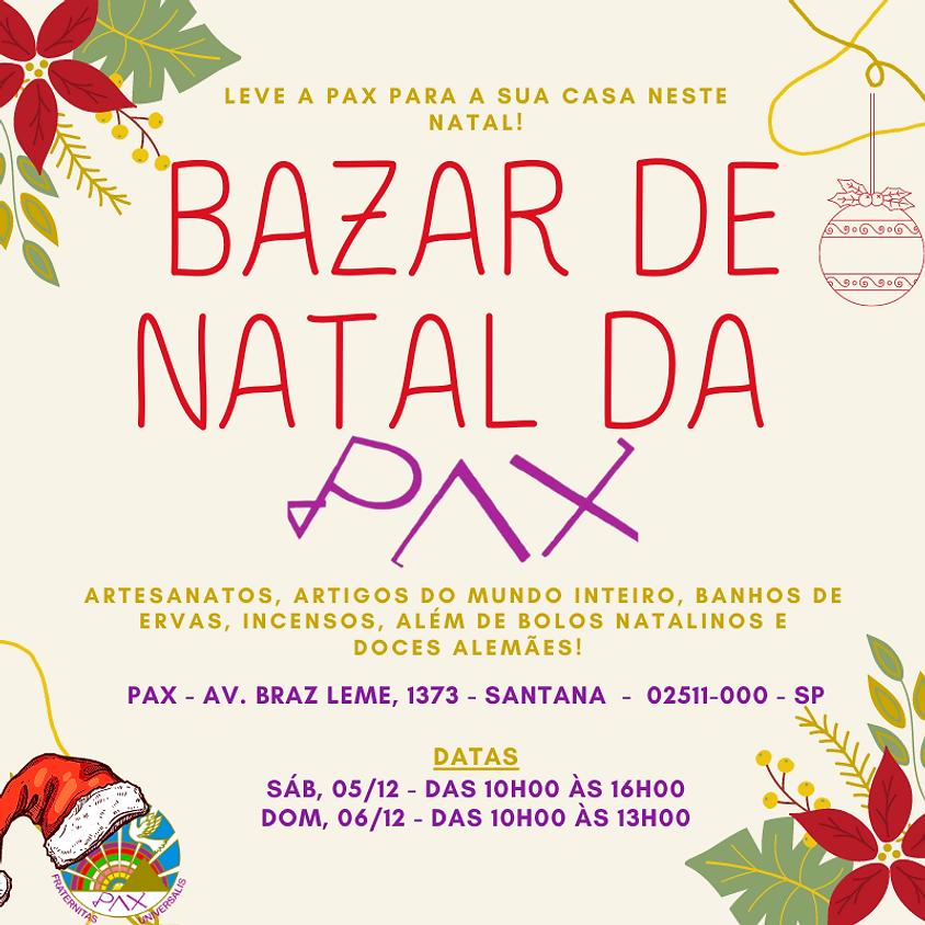 2º dia: Bazar de Natal Presencial