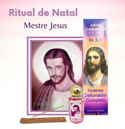 Kit Ritual de Natal - Mestre Jesus